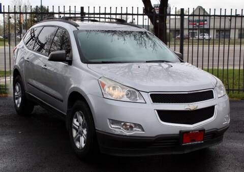 2012 Chevrolet Traverse for sale at Avanesyan Motors in Orem UT