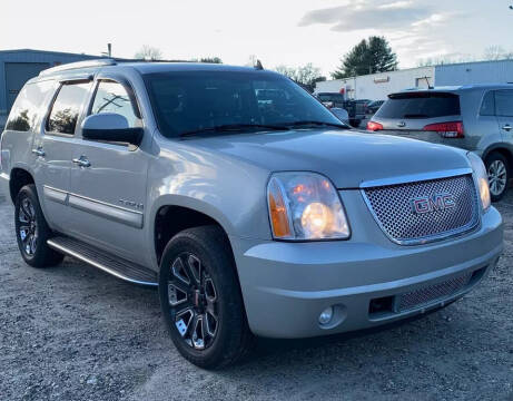 2007 GMC Yukon for sale at Elvis Auto Sales LLC in Grand Rapids MI