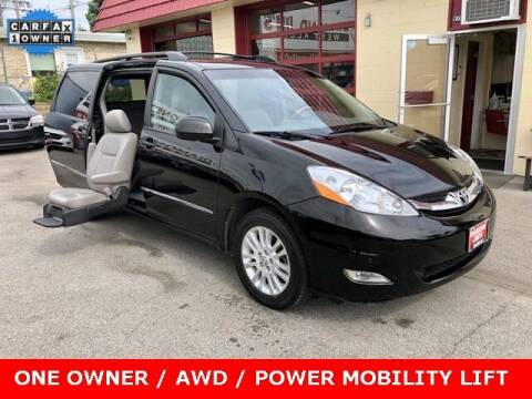 2010 Toyota Sienna for sale at Diamond Jim's West Allis in West Allis WI