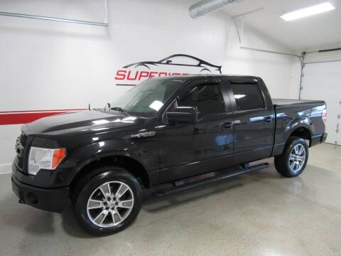 2014 Ford F-150 for sale at Superior Auto Sales in New Windsor NY