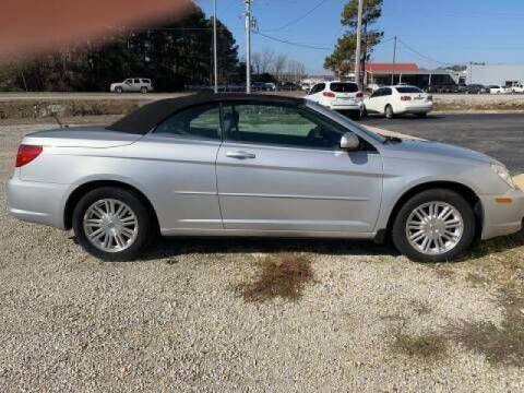 2008 Chrysler Sebring for sale at Auto Credit Xpress - Jonesboro in Jonesboro AR