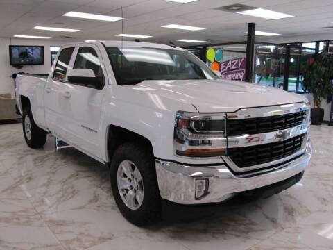 2016 Chevrolet Silverado 1500 for sale at Dealer One Auto Credit in Oklahoma City OK