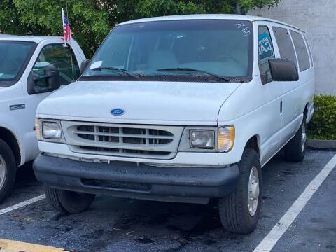 1997 Ford E-350 for sale at KD's Auto Sales in Pompano Beach FL