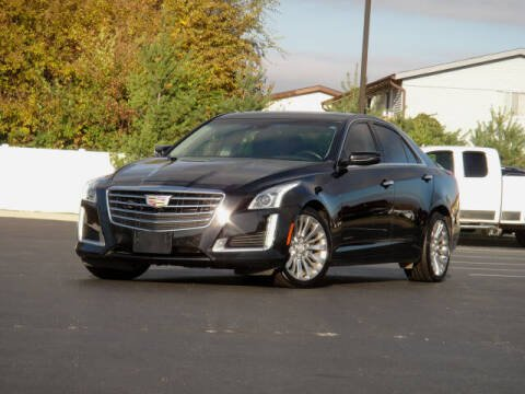 2018 Cadillac CTS for sale at Jack Schmitt Chevrolet Wood River in Wood River IL