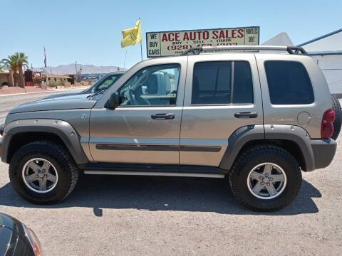 2005 Jeep Liberty for sale at ACE AUTO SALES in Lake Havasu City AZ