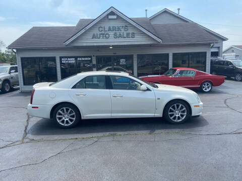 2006 Cadillac STS for sale at Clarks Auto Sales in Middletown OH
