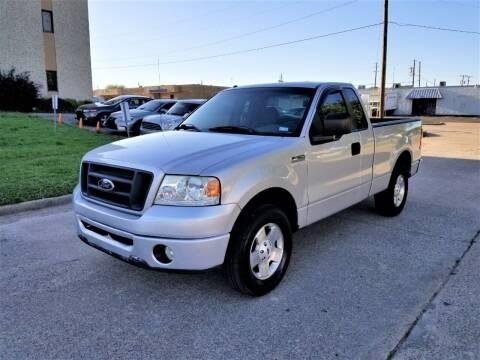 2007 Ford F-150 for sale at Image Auto Sales in Dallas TX