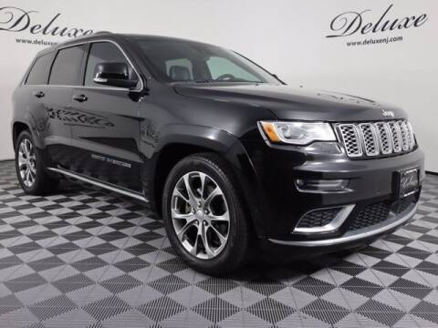 2019 Jeep Grand Cherokee for sale at DeluxeNJ.com in Linden NJ