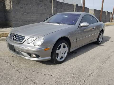 2004 Mercedes-Benz CL-Class for sale at ZNM Motors in Irving TX