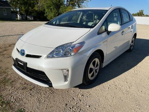 2014 Toyota Prius for sale at Dependable Auto in Fort Atkinson WI