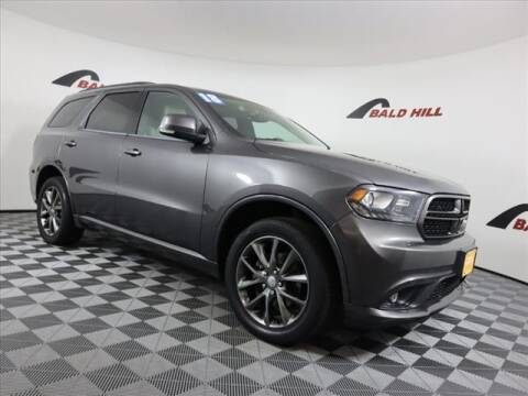 2018 Dodge Durango for sale at Bald Hill Kia in Warwick RI