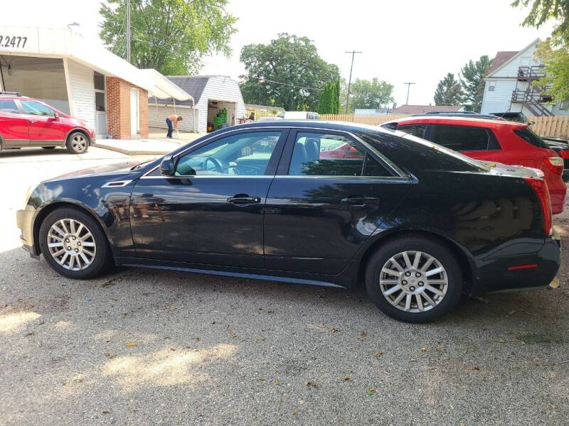 2011 Cadillac CTS for sale at TL Motors LLC in Hartford WI