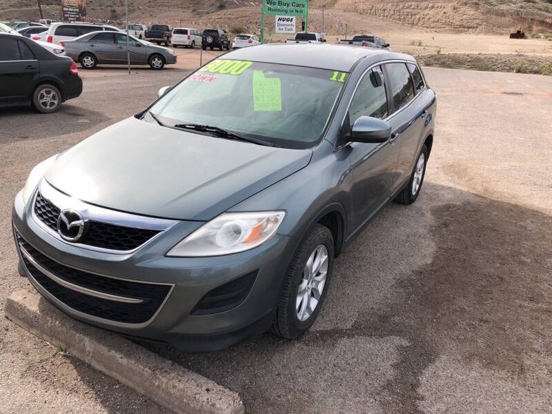 2011 Mazda CX-9 for sale at Hilltop Motors in Globe AZ