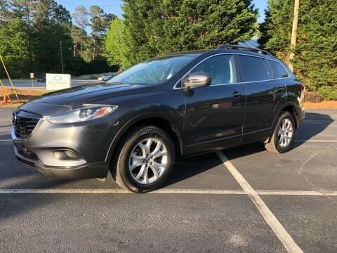 2014 Mazda CX-9 for sale at GTO United Auto Sales LLC in Lawrenceville GA