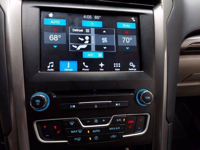 2018 Ford Fusion Energi SE Luxury 4dr Sedan - Essington PA