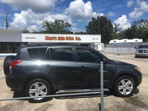 2007 Toyota RAV4 for sale at Moye's Auto Sales Inc. in Leesburg FL