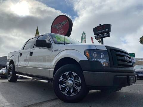 2010 Ford F-150 for sale at Auto Express in Chula Vista CA