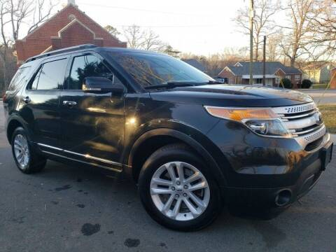 2014 Ford Explorer for sale at McAdenville Motors in Gastonia NC