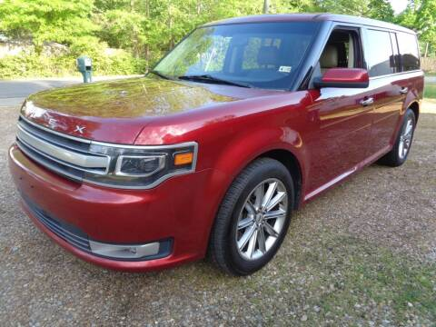 2013 Ford Flex for sale at Liberty Motors in Chesapeake VA