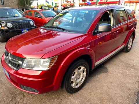 2009 Dodge Journey for sale at 5 Stars Auto Service and Sales in Chicago IL
