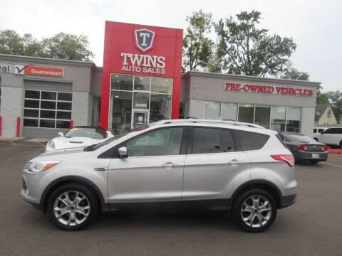 2016 Ford Escape for sale at Twins Auto Sales Inc in Detroit MI