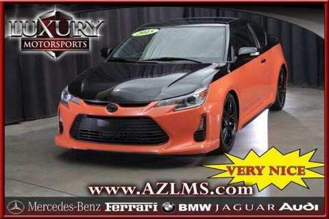 2015 Scion tC for sale at Luxury Motorsports in Phoenix AZ