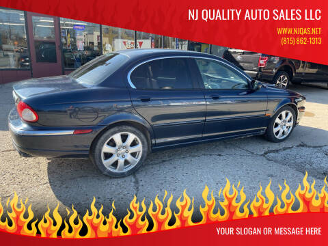 2006 Jaguar X-Type for sale at NJ Quality Auto Sales LLC in Richmond IL