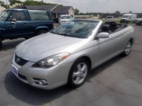 2008 Toyota Camry Solara for sale at Larry Schaaf Auto Sales in Saint Marys OH