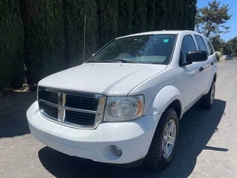 2009 Dodge Durango for sale at River City Auto Sales Inc in West Sacramento CA