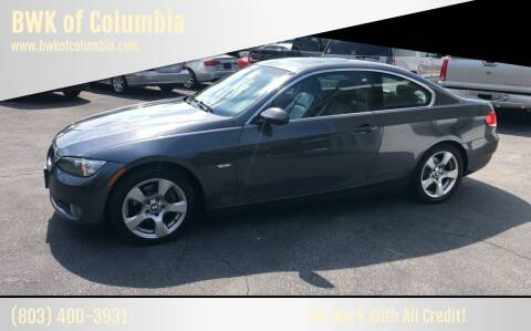 2007 BMW 3 Series for sale at BWK of Columbia in Columbia SC