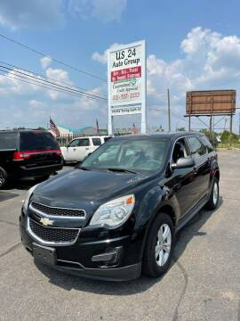 2011 Chevrolet Equinox for sale at US 24 Auto Group in Redford MI