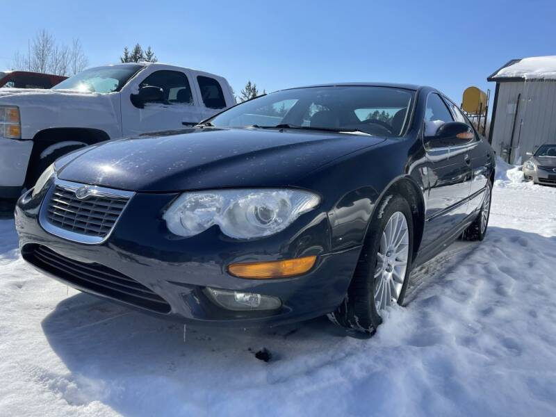 2002 Chrysler 300M for sale at Al's Auto Inc. in Bruce Crossing MI