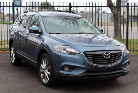 2014 Mazda CX-9 for sale at Avanesyan Motors in Orem UT