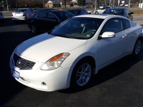 2008 Nissan Altima for sale at Premier Auto Sales Inc. in Newport News VA