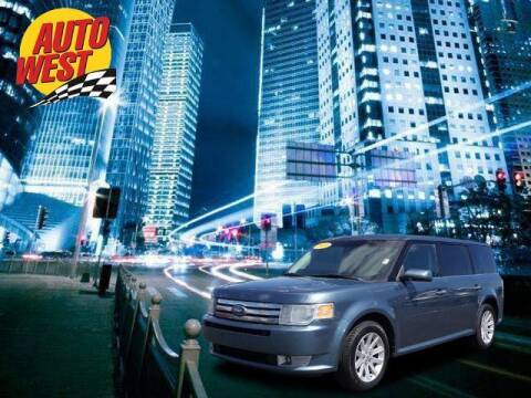 2010 Ford Flex for sale at Autowest of Plainwell in Plainwell MI