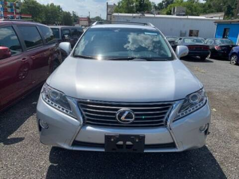 2014 Lexus RX 350 for sale at Bay Motors Inc in Baltimore MD