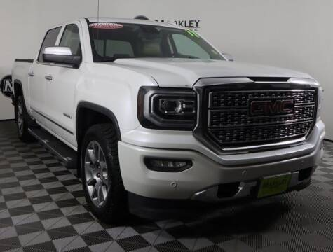 2017 GMC Sierra 1500 for sale at Markley Motors in Fort Collins CO
