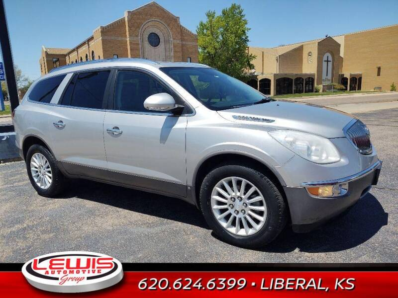 2008 Buick Enclave for sale at Lewis Chevrolet Buick of Liberal in Liberal KS