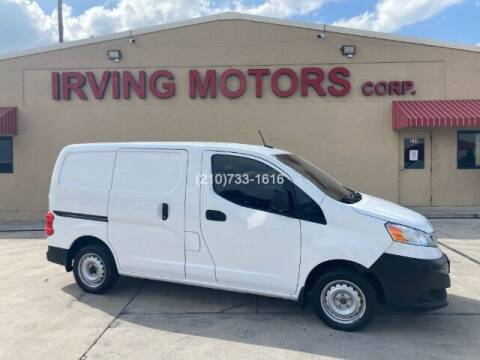 2014 Nissan NV200 for sale at Irving Motors Corp in San Antonio TX