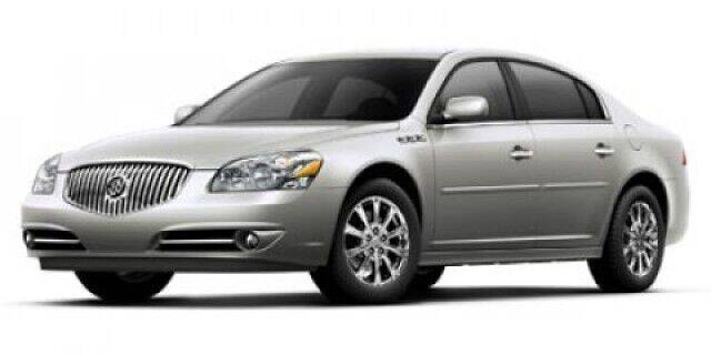 2011 Buick Lucerne for sale at The Back Lot in Lebanon PA