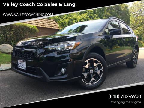 2018 Subaru Crosstrek for sale at Valley Coach Co Sales & Lsng in Van Nuys CA