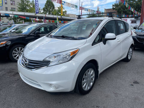 2014 Nissan Versa Note for sale at Gallery Auto Sales in Bronx NY