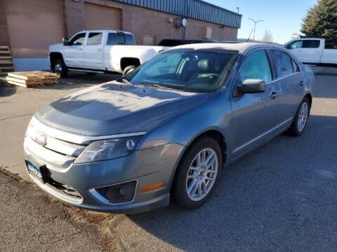 2011 Ford Fusion for sale at Group Wholesale, Inc in Post Falls ID