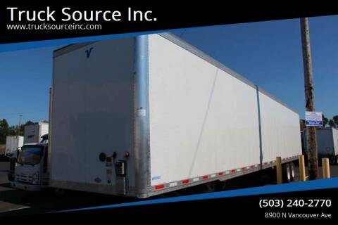 2020 Vanguard MaxCube for sale at Truck Source Inc. in Portland OR