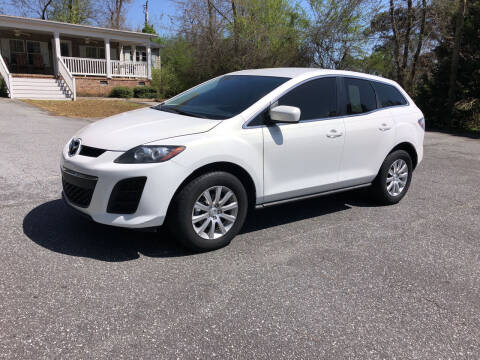 2010 Mazda CX-7 for sale at Dorsey Auto Sales in Anderson SC