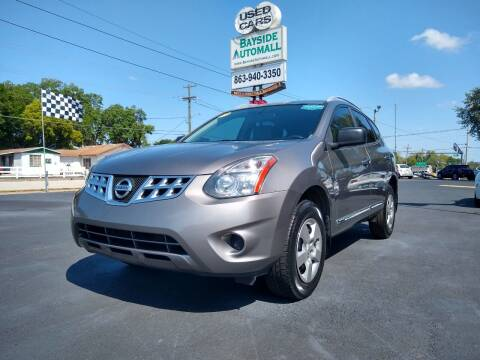 2015 Nissan Rogue Select for sale at BAYSIDE AUTOMALL in Lakeland FL