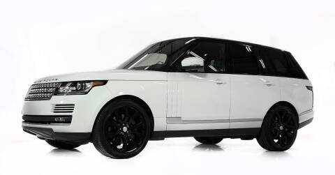 2016 Land Rover Range Rover for sale at Houston Auto Credit in Houston TX