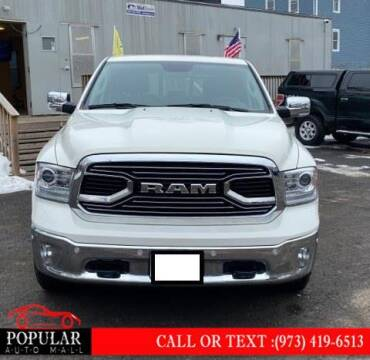 2017 RAM Ram Pickup 1500 for sale at Popular Auto Mall Inc in Newark NJ