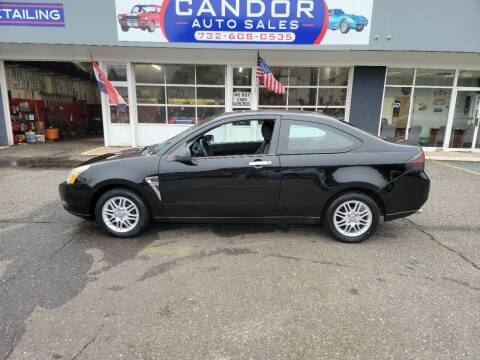 2008 Ford Focus for sale at CANDOR INC in Toms River NJ