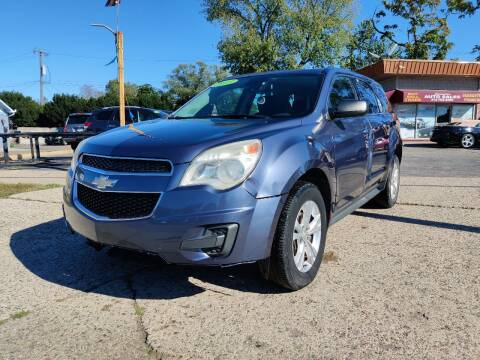 2013 Chevrolet Equinox for sale at Lamarina Auto Sales in Dearborn Heights MI